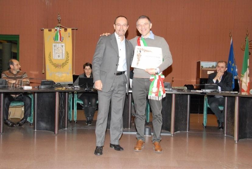 Civica benemerenza del comune di Anzola dell'Emilia (BO)